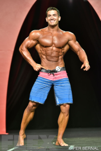 Chase Savoie - Men's Physique - 2015 Olympia