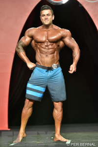 A.J. Shukoori - Men's Physique - 2015 Olympia