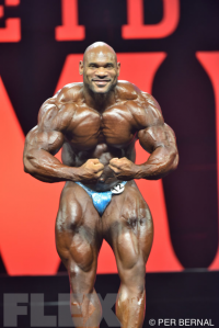 Fred Smalls - Men's Open Bodybuilding - 2015 Olympia