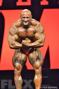 Robert Piotrkowicz - Men's Open Bodybuilding - 2015 Olympia