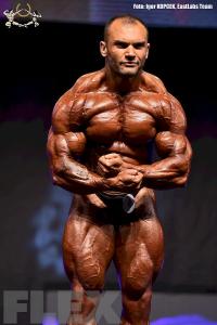 Zoran Kolevski - 212 Bodybuilding - 2015 EVLS Prague Pro