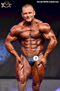 Jan Kubik - 212 Bodybuilding - 2015 EVLS Prague Pro