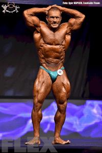 Jerry Ossi - 212 Bodybuilding - 2015 EVLS Prague Pro