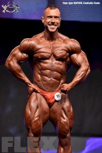 Milan Sadek - 212 Bodybuilding - 2015 EVLS Prague Pro
