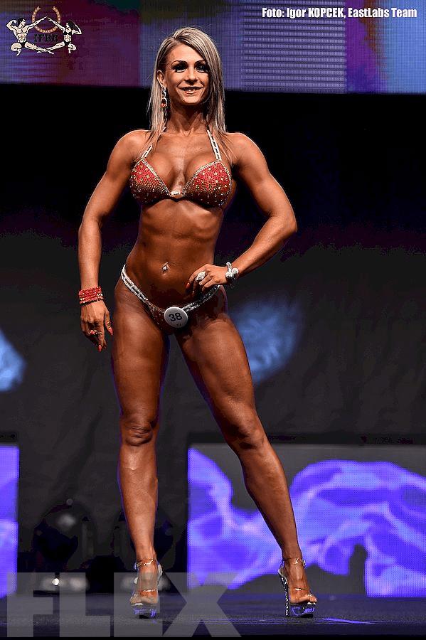 Jana Dobos Majernikova - Bikini - 2015 EVLS Prague Pro