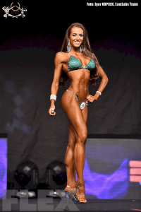Courtney King - Bikini - 2015 EVLS Prague Pro