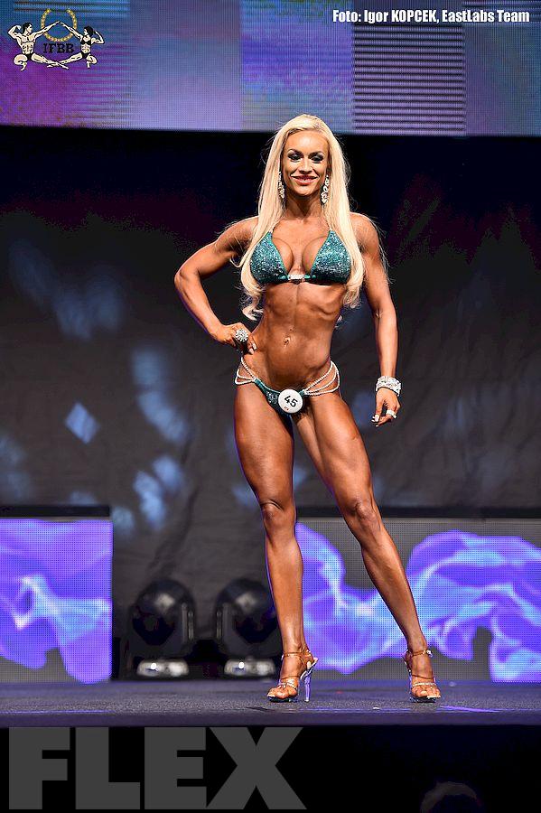 Noemi Olah - Bikini - 2015 EVLS Prague Pro