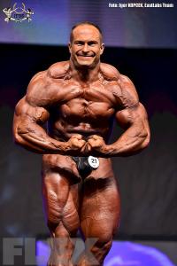 Alexander Federov - Bodybuilding - 2015 EVLS Prague Pro