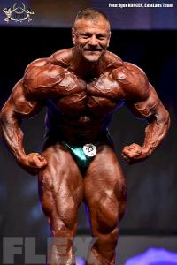 Dalibor Havek - Bodybuilding - 2015 EVLS Prague Pro