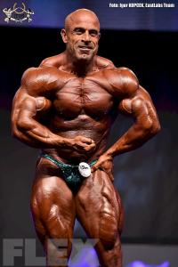 Michael Kefalianos - Bodybuilding - 2015 EVLS Prague Pro