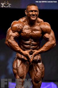 Kiss Jeno - Bodybuilding - 2015 EVLS Prague Pro