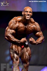 Juan Morel - Bodybuilding - 2015 EVLS Prague Pro