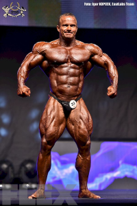 Ronny Rockel - Bodybuilding - 2015 EVLS Prague Pro