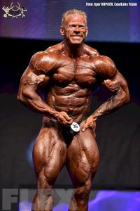 Dennis Wolf - Bodybuilding - 2015 EVLS Prague Pro