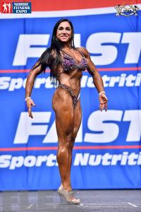 Maria Laura Cerbelli - Fitness - 2015 IFBB Nordic Pro