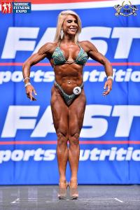 Regiane DaSilva - Fitness - 2015 IFBB Nordic Pro