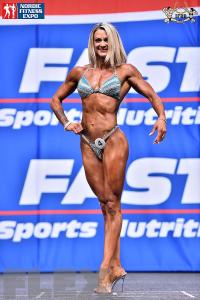 Giorgia Foroni - Fitness - 2015 IFBB Nordic Pro