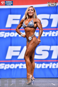 Ryall Graber - Fitness - 2015 IFBB Nordic Pro