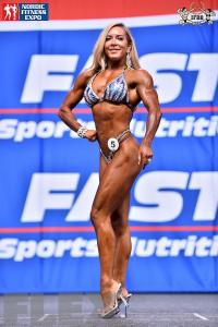 Ryall Graber - Fitness - 2015 IFBB Nordic Pro