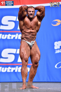 Dalibor Havek - Men's Open Bodybuilding - 2015 IFBB Nordic Pro