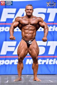 Ronny Rockel - Men's Open Bodybuilding - 2015 IFBB Nordic Pro