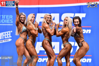 Fitness Final Comparisons & Awards - 2015 IFBB Nordic Pro