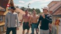 Norwegian Bodybuilders Invade Tiny Town