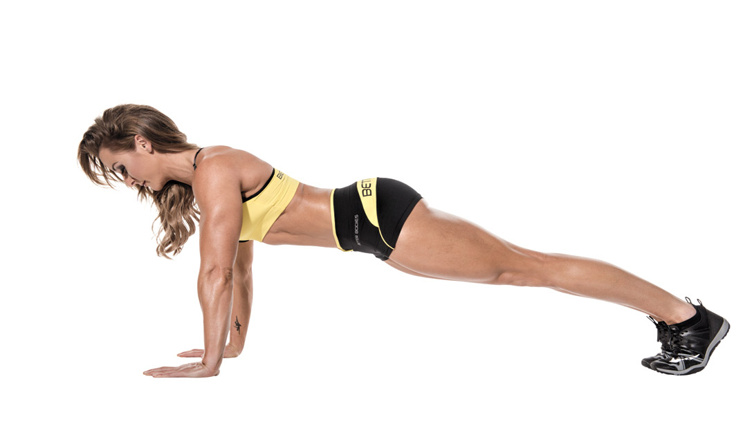 30 Plank Variations for Six-Pack Abs