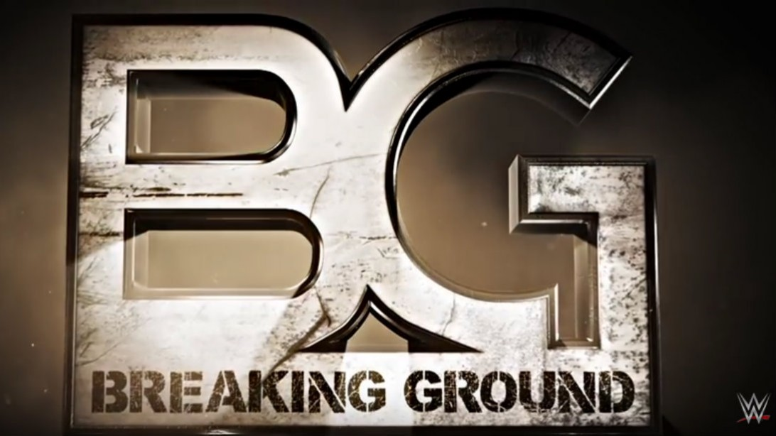 WWE Network's 'Breaking Ground' to Premiere on YouTube and Facebook
