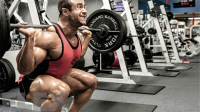 Aaron Clark Trains Quads and Hams