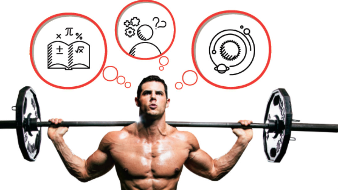 Stop Thinking to Achieve Your Fitness Goals