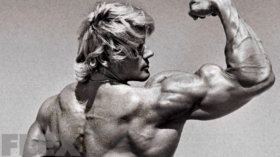Dave Draper's Top 15 Tenets for Bodybuilding Success