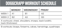 doggcrapp-workout-schedule