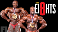 Haney and Coleman: A Pair of Eights
