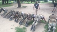 NYC's Toughest Boot Camp
