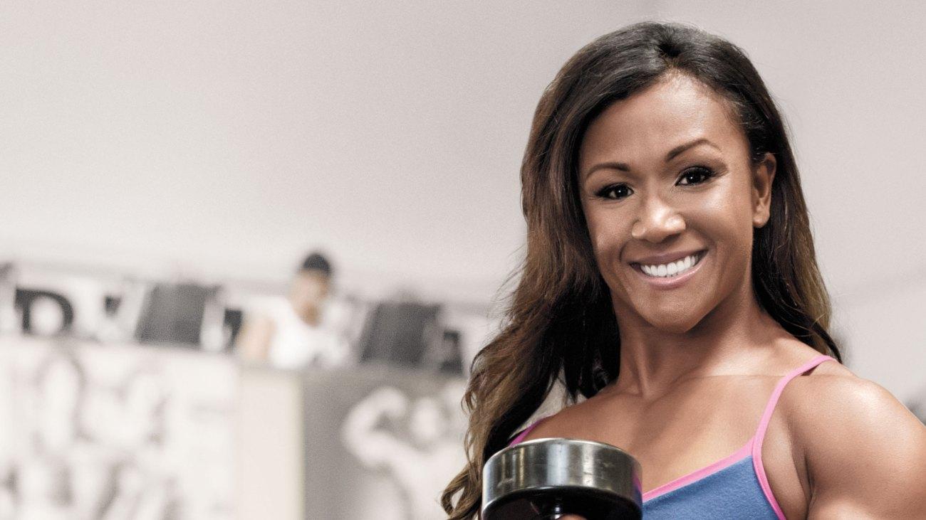 Train Like An Olympian Workout