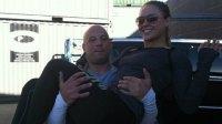 Vin Diesel Asks Ronda Rousey to Teach Daughter Self Defense