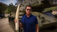 Arnold Looks to Terminate Ivory Trade