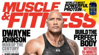Get the December Issue of 'Muscle & Fitness' on Newsstands Now!