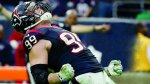 JJ Watt Tests B-Ball Game With Massive Dunk