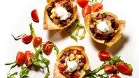 Fine Dining: Mini Burrito Bakes