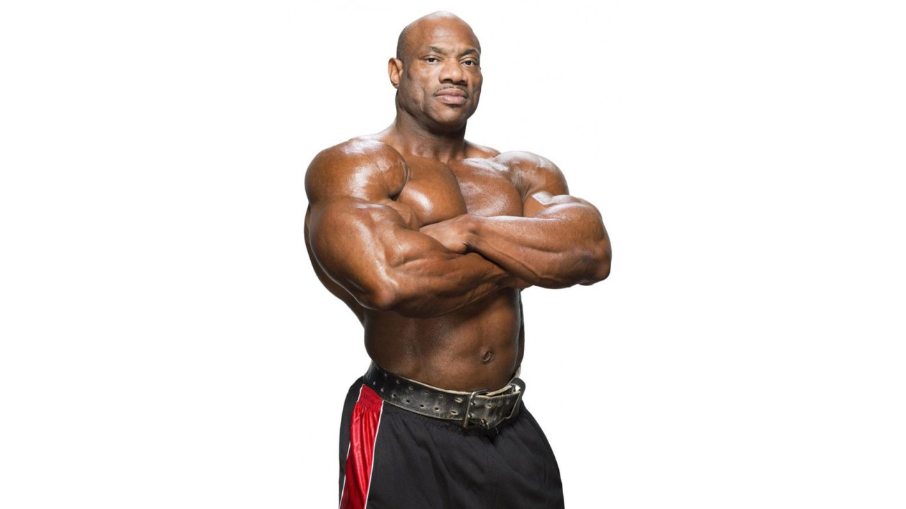 Dexter Jackson Signs With Ultimate Nutrition