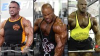 2015 Olympia Photo Shoots: Day 1