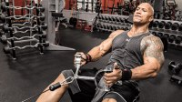 The Rock Bulks Up for 'Fast & Furious 8'