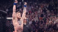 The Rocks Gives Praise to Conor McGregor