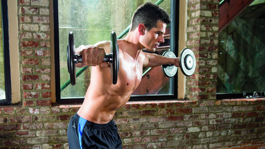 Pain-Free Shoulders with the Hinged Lateral Raise