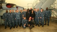 WWE SUPERSTARS AND DIVAS PARTICIPATE IN 13th ANNUAL TRIBUTE TO THE TROOPS