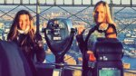 Holly Holm and Miesha Tate Clash at Empire State Building