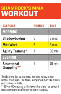 Shamrock-Workout