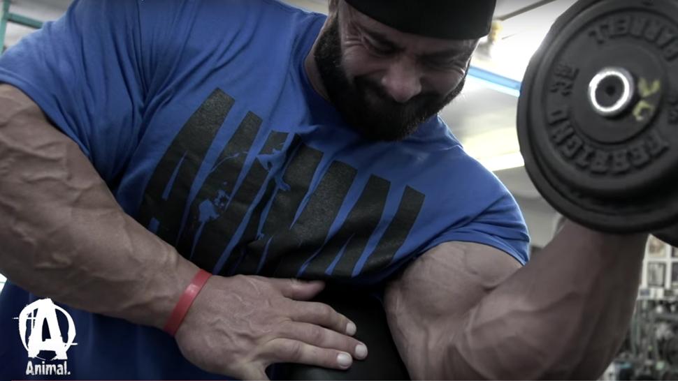 The Guns of Wrath Arm Training with Frank McGrath